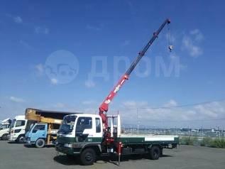 Hino Ranger. Hino ranger high jack crane, 7 400куб. см., 5 000кг. Под заказ