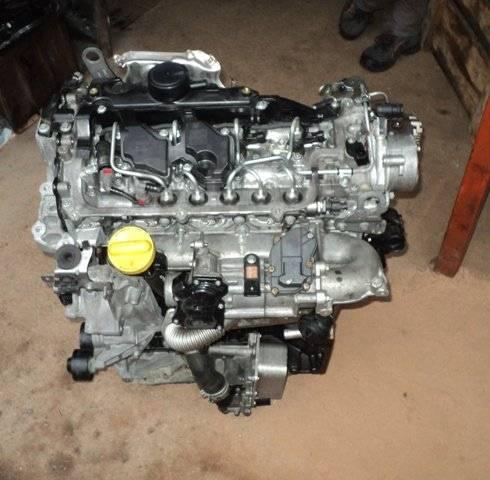 двигатель nissan x-trail 2.0