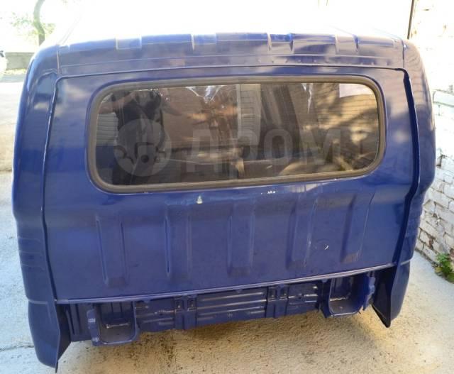 Кабина. Kia Bongo Двигатель D4CB