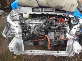Лонжерон. Toyota Prius, NHW20 Двигатель 1NZFXE