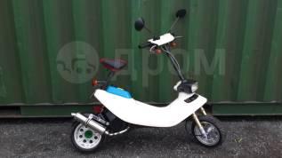 Honda Zook. 49куб. см., исправен, без птс, без пробега