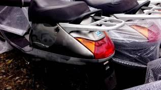 Honda Lead. 49куб. см., исправен, птс, без пробега