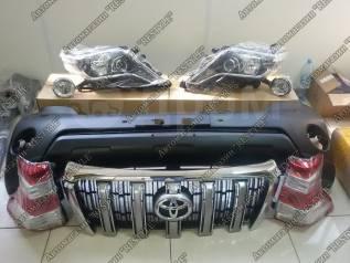 Кузовной комплект. Toyota Land Cruiser Prado, GDJ150W, GDJ151W, GRJ150, GRJ150L, GRJ151, TRJ12, TRJ120, TRJ120W, TRJ125, TRJ125W, TRJ150, GRJ150W, GRJ...