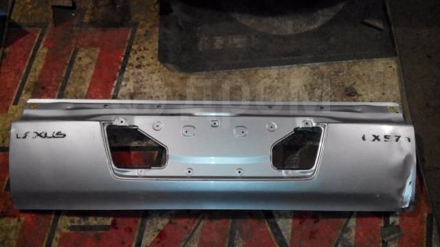 Крышка багажника. Lexus LX570, URJ201, URJ201W Двигатель 3URFE