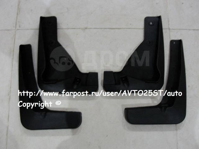 Брызговики. Mitsubishi ASX, GA1W, GA2W, GA3W Mitsubishi RVR, GA3W, GA4W Двигатели: 4A92, 4B10, 4B11, 4J10