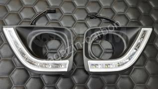 Ходовые огни. Toyota Mark X, GRX130