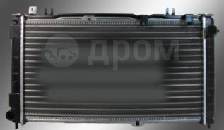Радиатор охлаждения двигателя. Лада Гранта, 2190