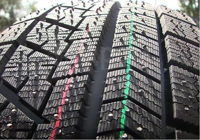 Bridgestone Blizzak VRX. Зимние, без шипов, 2015 год, без износа, 4 шт
