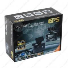 Видеорегистратор Eplutus DVR GS 952 GPS Full HD