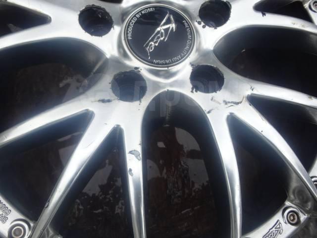 "Отличные колеса R17 Accord, Altezza, Aristo, Supra, Galant, Lancer. 7.0x17"" 5x114.30 ET47"