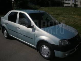 МКПП. Renault Logan