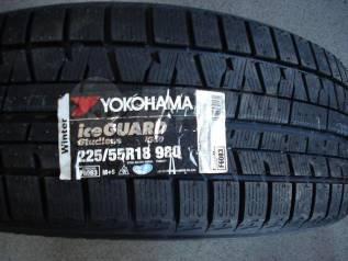 Yokohama Ice Guard IG50. Зимние, без износа, 2 шт