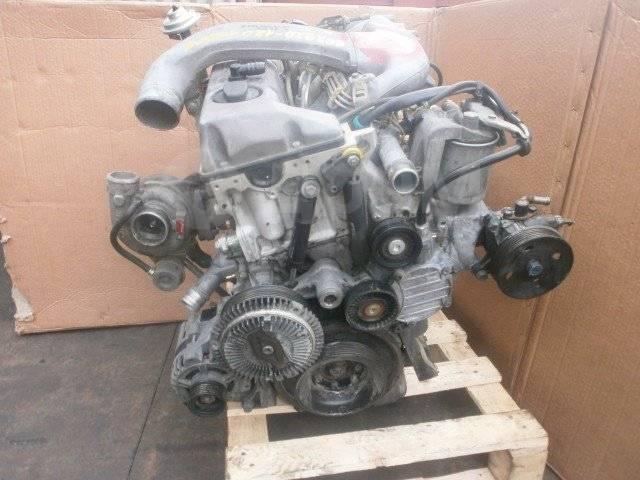 Двигатель в сборе. ТагАЗ Тагер Daewoo Korando Hyundai Tager SsangYong Musso SsangYong Korando Двигатели: D20DTF, 662920
