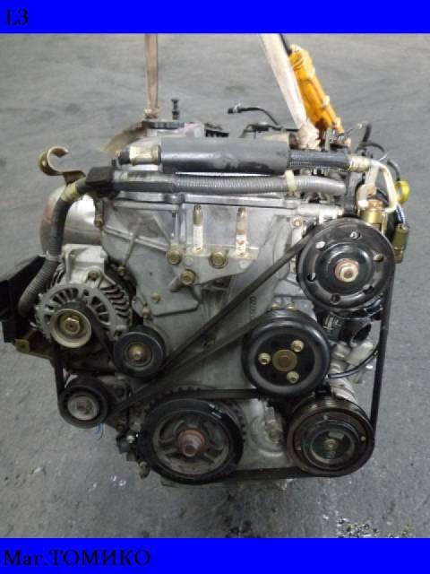 Двигатель в сборе. Mazda CX-7, ER, ER3P Двигатели: L3VDT, L3VE, L3