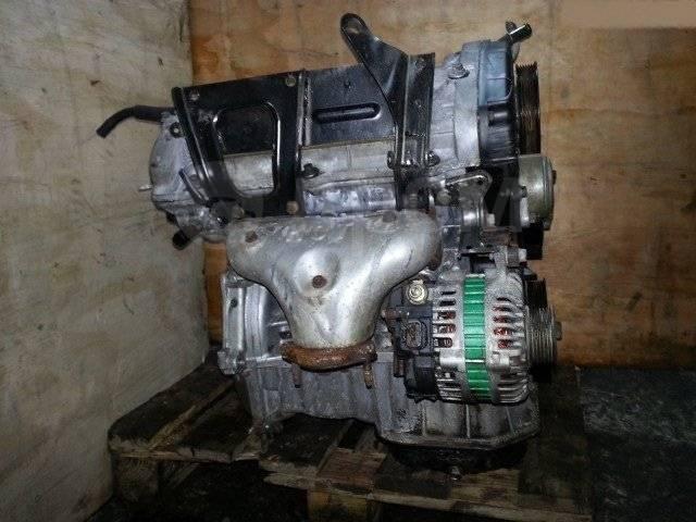 Двигатель в сборе. Hyundai: Tucson, Tuscani, Tiburon, Coupe, Sonata, Santa Fe Kia Sportage Двигатели: G6BA, FE
