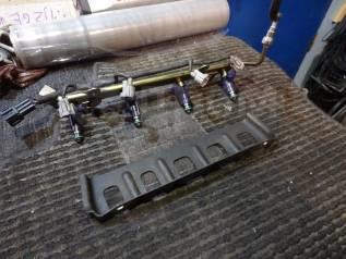 Топливная рейка. Nissan Serena, TC24 Двигатель QR20DE