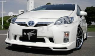 Обвес кузова аэродинамический. Toyota Prius, ZVW30, ZVW30L, ZVW35