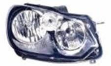 Фара. Volkswagen Golf, 517, 5K1 Двигатели: BSE, BSF, CAVD, CAXA, CAYB, CAYC, CBAA, CBAB, CBBB, CBDB, CBDC, CBZA, CBZB, CCSA, CCZB, CDLA, CDLC, CDLF, C...