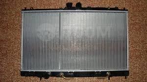 Радиатор охлаждения двигателя. Peugeot: 3008, 1007, 5008, 807, 607, Partner, 605, 308, 407, 408, 207, 108, 307, 406, 106, 205, 206, 107, 2008, 4008, 4...
