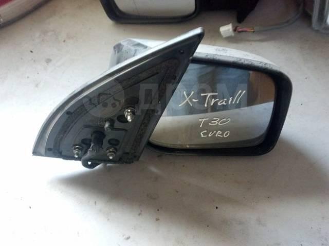 Зеркало. Nissan X-Trail, T30