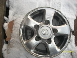 "Toyota. 8.0x16"""