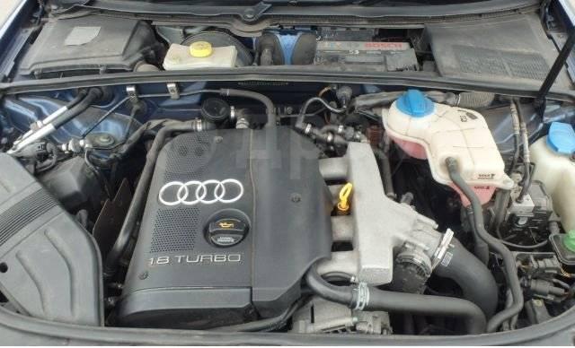 двигатель контрактный Audi A4 B6 в7 18t Bfb Avj Amb Bex