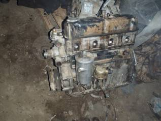 Двигатель в сборе. ГАЗ 3110 Волга