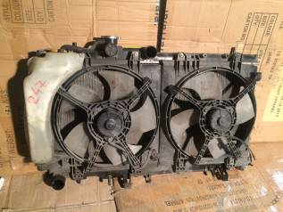 Вентилятор охлаждения радиатора. Subaru Legacy, BH5, BH9 Двигатели: EJ20, EJ201, EJ202, EJ203, EJ204, EJ206, EJ208, EJ20C, EJ20D, EJ20E, EJ20G, EJ20H...