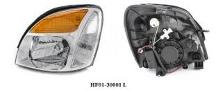 Фара. Hyundai H1 Hyundai Starex Двигатели: D4BB, D4BH, D4CB