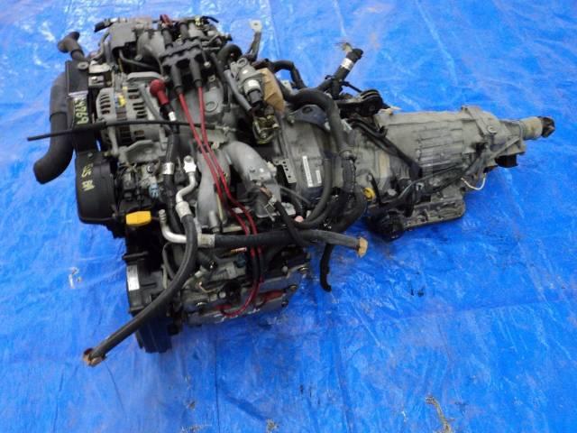 Двигатель в сборе. Subaru Legacy, BH5, BH9 Двигатели: EJ25, EJ253, EJ254, EJ255, EJ25A, EJ25D