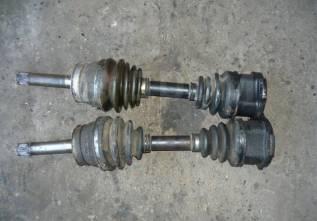 Привод, полуось. Nissan Terrano Двигатели: TD27, TD27ETI, TD27T, TD27TI