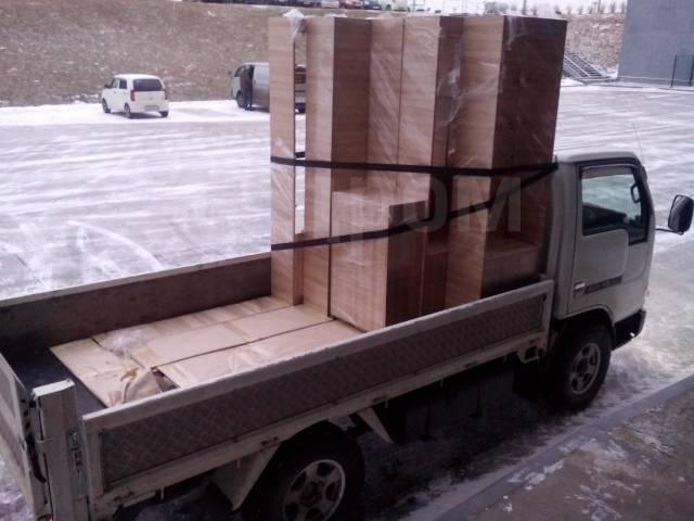 Бортовой грузовик по городу и краю 1.5т 4wd (аппарель). Частное лицо.