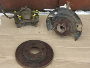 Суппорт тормозной. Nissan Primera, HNP11, HP11, WHP11