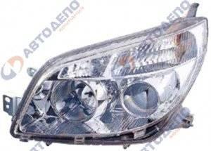 Фара. Hyundai i10 Toyota Rush, J200, J200E, J210, J210E Двигатель 3SZVE