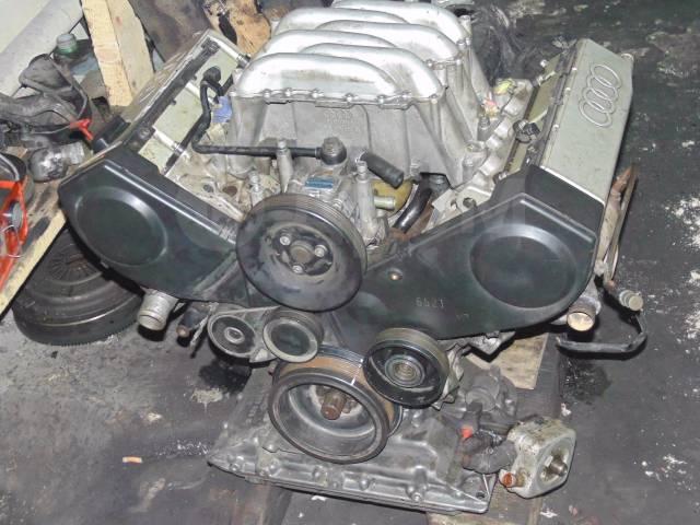 Двигатель в сборе. Audi S Audi A6, 4A2, 4A5 Audi 100, 4A2, C4/4A Двигатель AAH