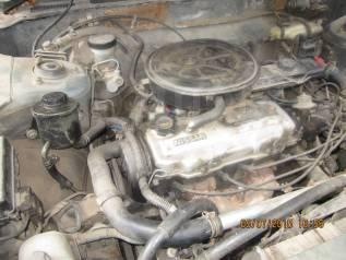 МКПП. Nissan Bluebird, U12 Двигатель CA16S
