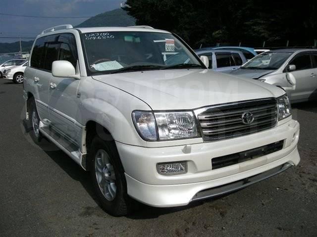 Обвес кузова аэродинамический. Toyota Land Cruiser, HDJ100L, HDJ101, HDJ101K, J100, UZJ100, UZJ100L, UZJ100W