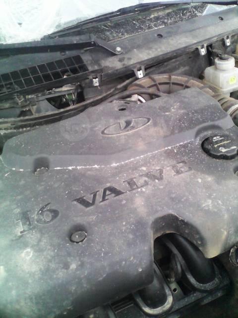 Двигатель в сборе. Лада Приора, 2170, 2171, 2172, 21728 Двигатели: BAZ21114, BAZ21116, BAZ21126