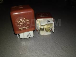 Реле. Toyota: Lite Ace, Corona, Windom, Aristo, Ipsum, Corolla, Altezza, Tercel, Dyna, Tundra, Raum, Stout, Vista, Sprinter, Sprinter Carib, Vista Ard...