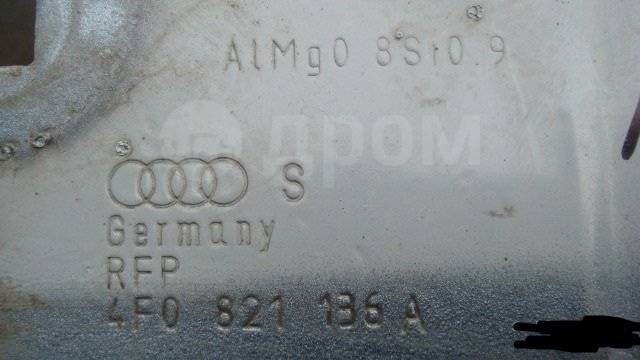 Крепление крыла. Audi A6 allroad quattro, 4FH Audi RS6, 4F2, 4F5 Audi S6, 4F2, 4F5 Audi A6, 4F2, 4F2/C6, 4F5, 4F5/C6 Двигатели: ASB, AUK, BNG, BPP, BS...