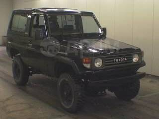 Toyota Land Cruiser. BJ74, 13BT