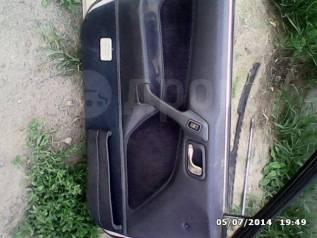 Ручка двери внутренняя. Mitsubishi Galant, E32A, E31A, E33A, E34A, E35A, E37A, E38A, E39A Двигатели: 4G37, 4G32, 4G63, 4D65, 4D65T, 4G67