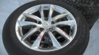 """Диски Infinity Nissan R17 Камская 11 (38-3). 7.5x17"""", 5x114.30, ET45, ЦО 65,0мм."""