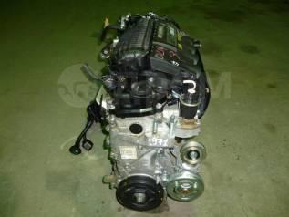 Двигатель в сборе. Honda Fit, GD1 Двигатель LDA