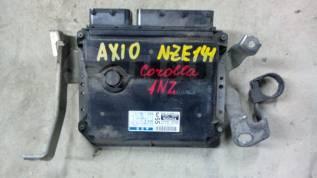 Блок управления двс. Toyota Corolla Axio, NZE141 Toyota Corolla Fielder, NZE141, NZE141G Двигатель 1NZFE
