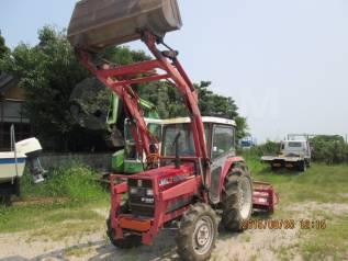 Shibaura. Мини-трактор D43F ПСМ, 43 л.с.