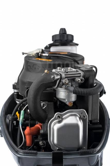 Mikatsu. 5,00л.с., 4-тактный, бензиновый, нога S (381 мм), 2018 год год