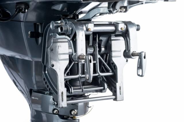 Mikatsu. 30,00л.с., 4-тактный, бензиновый, нога S (381 мм), 2017 год год