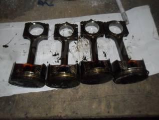 Поршень. Ford Focus, CB4, CB8 Mazda Mazda6, GG, GH, GJ, GJ521, GJ522, GJ523, GJ526, GJ527, GY Двигатели: XTDA, LF17, LF18, LFDE, LFF7, MZRDISI, LF, DU...