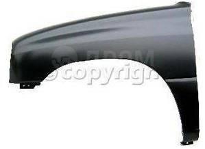 Крыло. Chevrolet Tracker Suzuki Grand Vitara, 3TD62, FTB03, FTD32, GT, TL52 Suzuki XL7 Двигатели: G16B, H25A, H25Y, J20A, RFM
